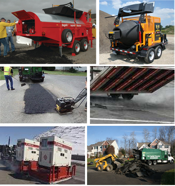 Rejuvanator for Asphalt Recyclers